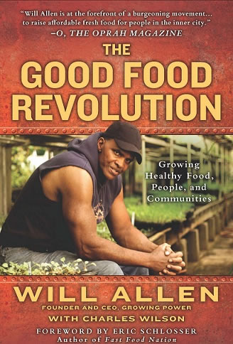 good food revolution book