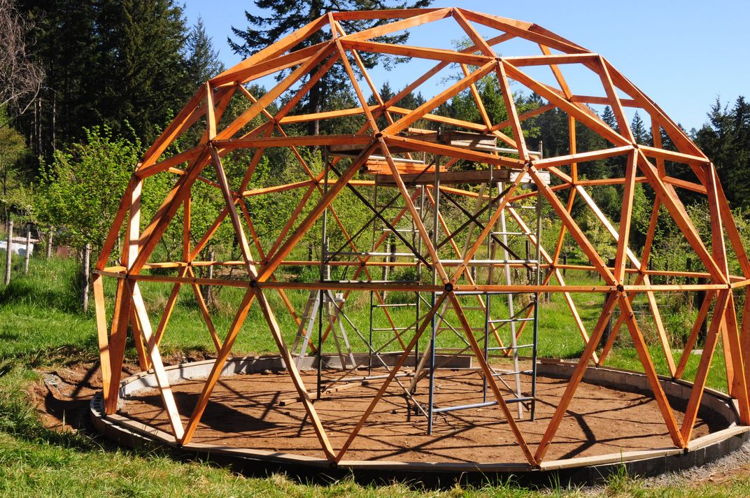 Package vs. DIY Geodesic Greenhouse Which One Wins? | Geodesic ...